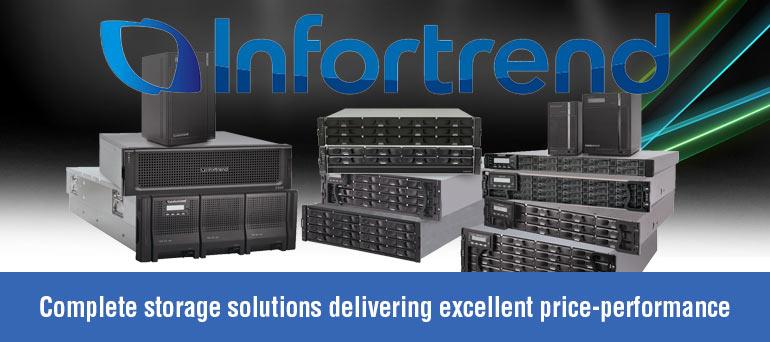 Infortrend Storage Systems Los Angeles Dealer